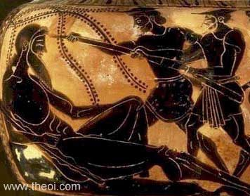 An overview of the concept of heroism odysseus